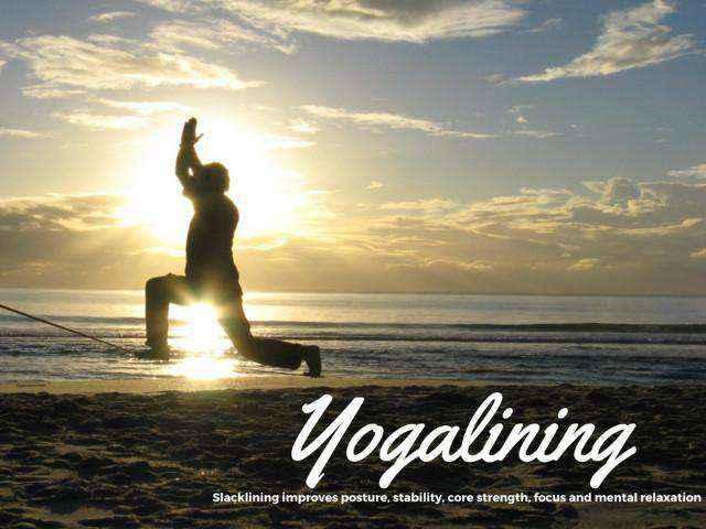Yogalining Workshop w Logan Hurford